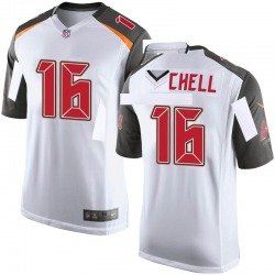 Nike Bryant Mitchell Tampa Bay Buccaneers Men's Game White Jersey