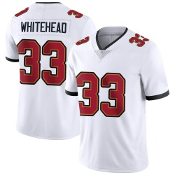 Nike Jordan Whitehead Tampa Bay Buccaneers Youth Limited White Vapor Untouchable Jersey